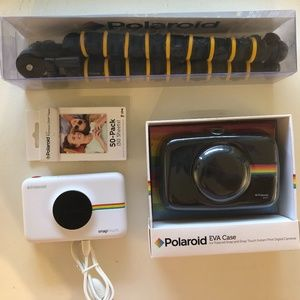 Polaroid Snap Touch 2.0 Instant Camera Touch Scree